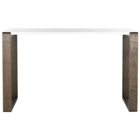 Consola Aaliyah Lacquer Console Table