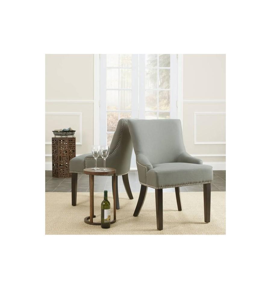 Silla moderna de dise o sawyer dining chair set of 2 - Silla moderna diseno ...