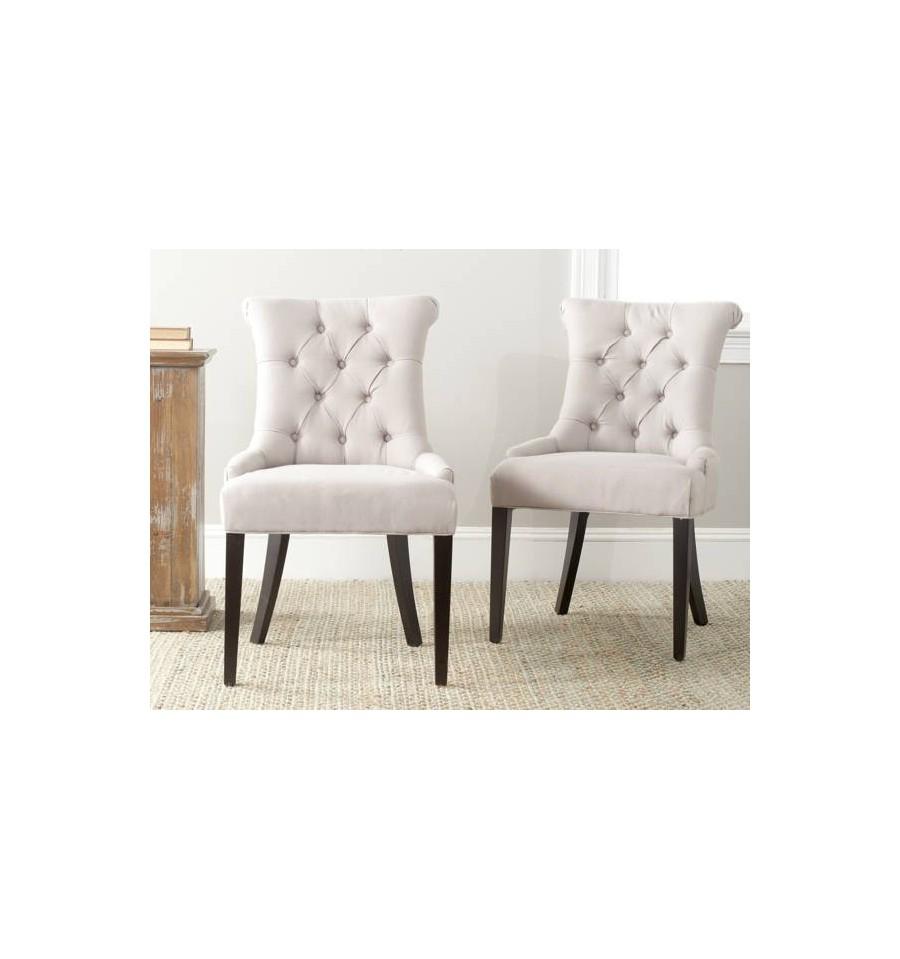 Silla moderna de dise o caroline dining chair set of 2 - Silla moderna diseno ...