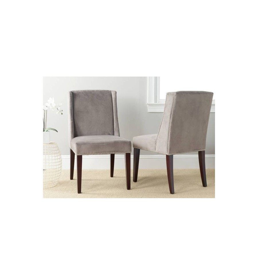 Silla moderna de dise o victoria dining chair set of 2 - Silla moderna diseno ...