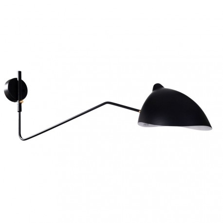 Aplique de Pared Negro Soho Mouille MSC-R1C Rotating Sconce Tribute LAMPARAS 119,99 €