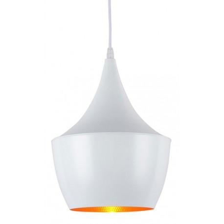 Lámpara de suspensión Florencia, blanca
