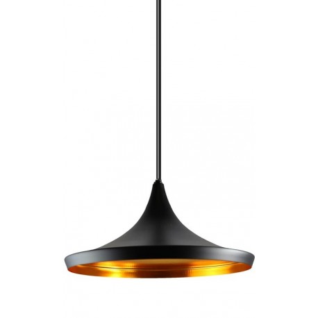 Lámpara de Techo Negra Sienna