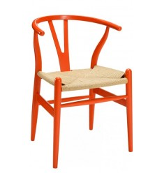 Sillas de dise o baratas r plicas sillas dise o for Sillas naranjas baratas
