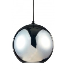 LAMPARA SUSPENSION BALL CHROME EDITION