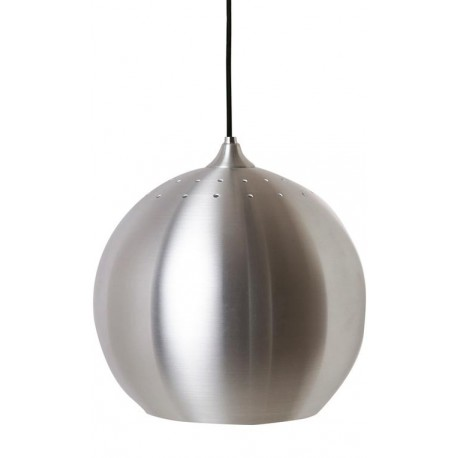 BALL PENDANT LAMP SILVER