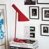 Lámpara de Mesa Arne Jacobsen AJ Roja LÁMPARAS NORDICAS 69,99 €
