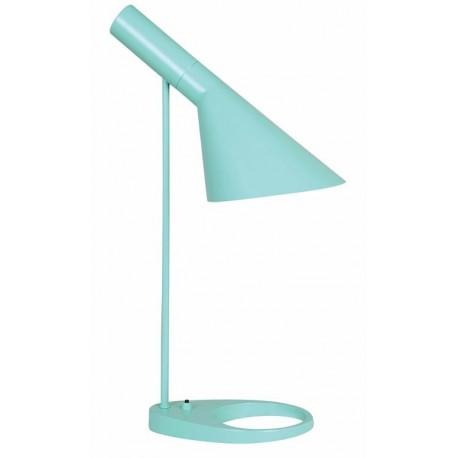 Lámpara de Mesa Arne Jacobsen AJ Turquesa