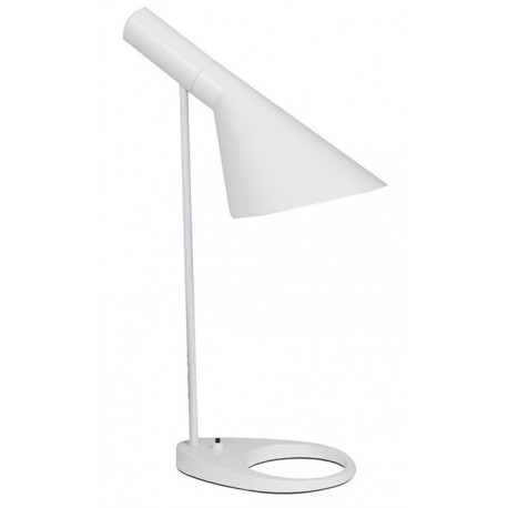 Arne Jacobsen AJ Desk Lamp blanca