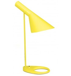 Arne Jacobsen AJ Desk Lamp Yellow