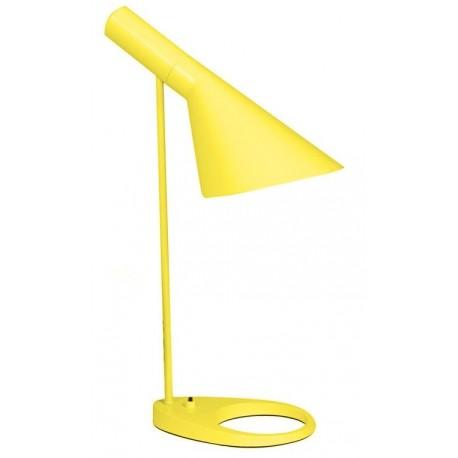 Arne Jacobsen AJ Desk Lamp Yellow
