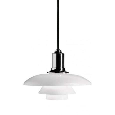 Lámpara de Techo Nórdica Blanca tipo Poul Henningsen PH 2-1