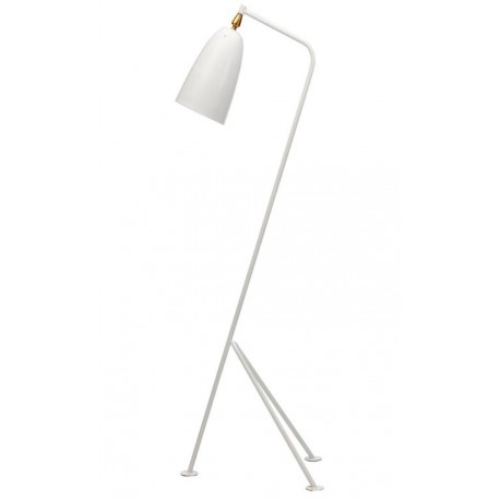 Lámpara de Pie Shanghai Blanca