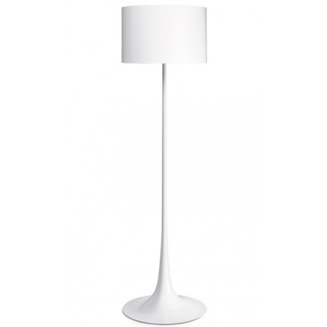 Lámpara de Pie Blanca Austria