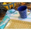 Vajilla de cerámica, taza azul oscuro 10 x 11,5 cm Cerámica 2,99 €