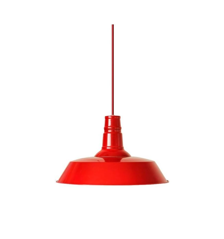 L mpara moderna barata roja dise o y mejor calidad por for Lamparas de techo modernas baratas