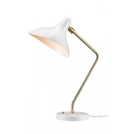 Lámpara de Mesa Latón Blanca Soho Mouille LÁMPARAS DE MESA 49,99 €