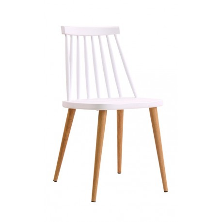 Silla Fanett de Diseño Blanca Sillas modernas de diseño 36,99 €