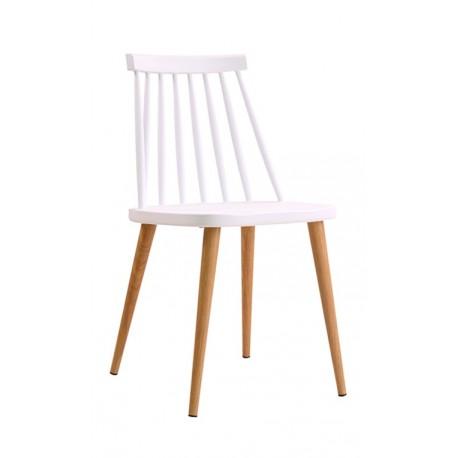 Silla Fanett de Diseño Blanca Sillas modernas de diseño 34,99 €