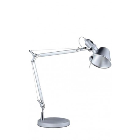 Lámpara de Sobremesa Bauhaus Aluminio LÁMPARAS DE MESA