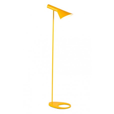 Lámpara de pie Arne Jacobsen AJ Amarilla