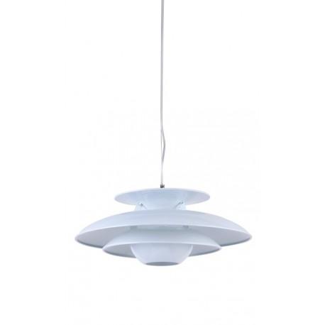 Lámpara de techo blanca PH5 Poul Henningsen 48X25X48 CM