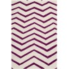 Alfombra Rectangular Edie Textured Area Rug 121 X 182 cm