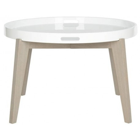 Kennedy Lacquer End Table