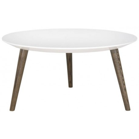 Charlie Lacquer Accent Table