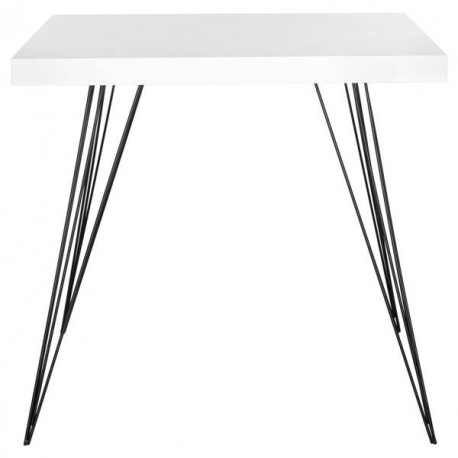 Kayla Lacquer Accent Table