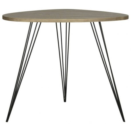 Garner Lacquer End Table