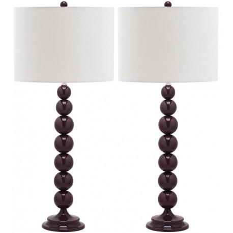 Lampara Mesa Nathaniel Table Lamp ( Set of 2 )