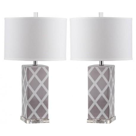 Lampara Mesa Beaumont Table Lamp ( Set of 2 )