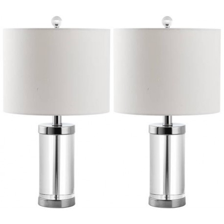 Lampara Mesa Taylor Crystal Table Lamp ( Set of 2 )