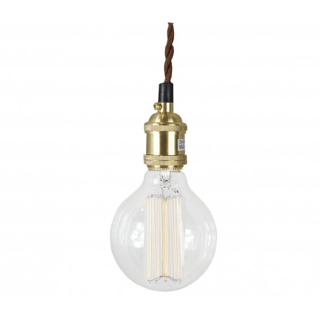 Lámpara vintage de suspension LÁMPARAS INDUSTRIALES 12,99 €