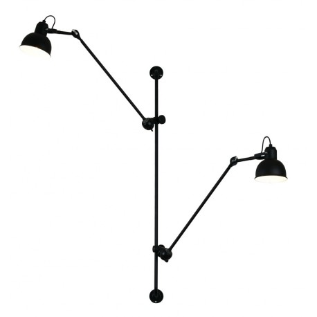Aplique de pared Negro Albin Nuance LAMPARAS 49,99 €
