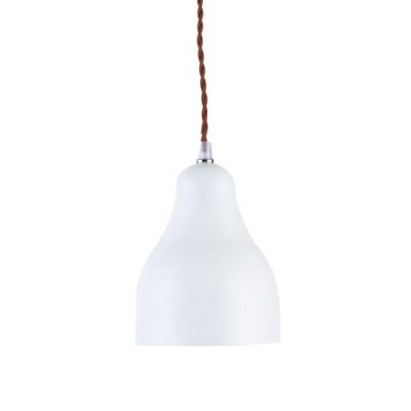 Lámpara de Techo Industrial Norma Blanca Mate LAMPARAS 19,99 €