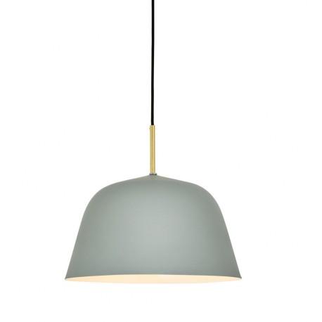 Lámpara de Techo Moderna Bari Gris LAMPARAS 49,99 €