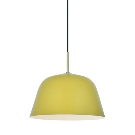 Lámpara de Techo Moderna Bari Amarillo LAMPARAS