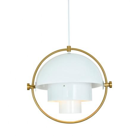 Lámpara de Techo de Diseño Marianne Blanca