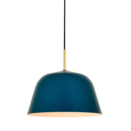 Lámpara de Techo Moderna Bari Azul LAMPARAS