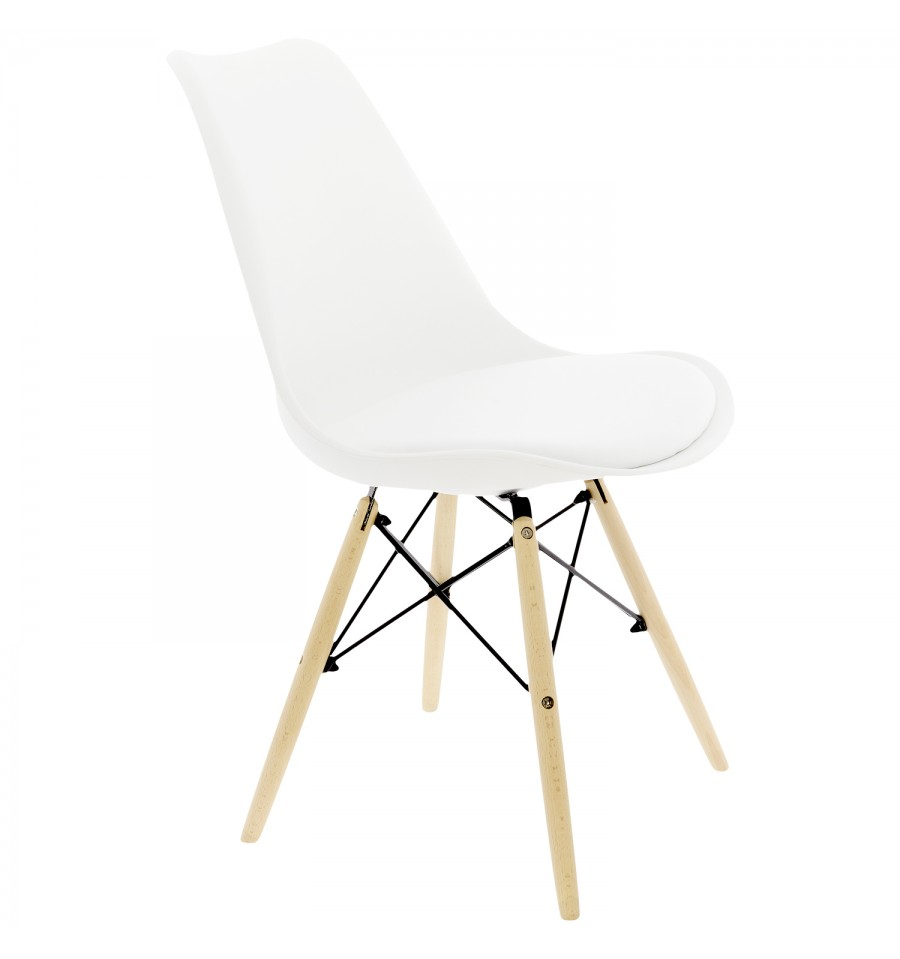 Silla moderna kandem riga nueva silla de dise o n rdica for Diseno de sillas modernas de madera