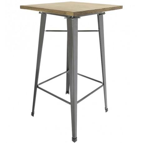 Mesa alta de hosteleria tolix gris Mesas de comedor de diseño 149,99 €