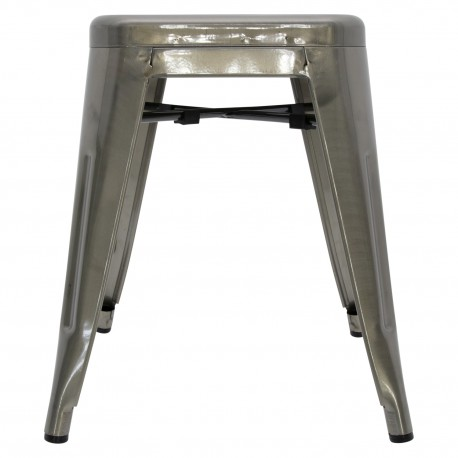 Taburete Metálico Bistro Bar Stool - Mini TABURETES 26,99 €