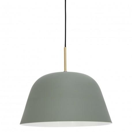 Lámpara de Techo Moderna Bari Gris Verdoso LAMPARAS 49,98 €