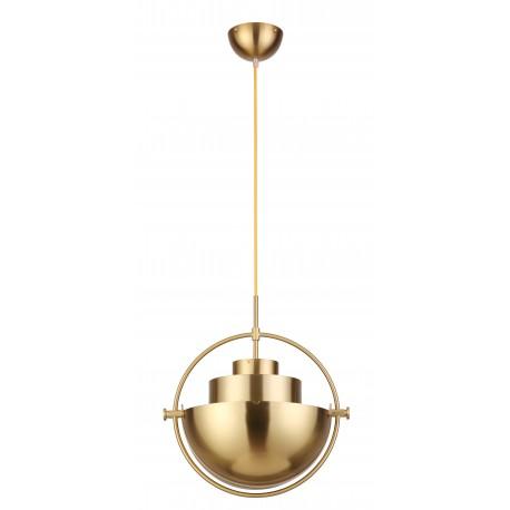 Lámpara de Techo de Diseño Marianne Dorada LÁMPARAS SALÓN
