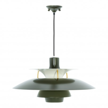 Lámpara de suspensión verde PH5 LÁMPARAS SALÓN 164,99 €
