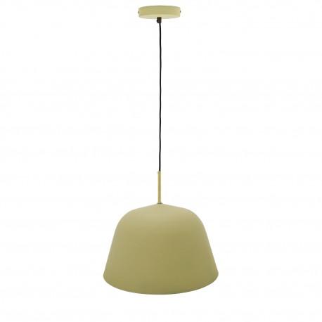 Lámpara de Techo Moderna Bari Amarillo verdoso LAMPARAS 54,99 €