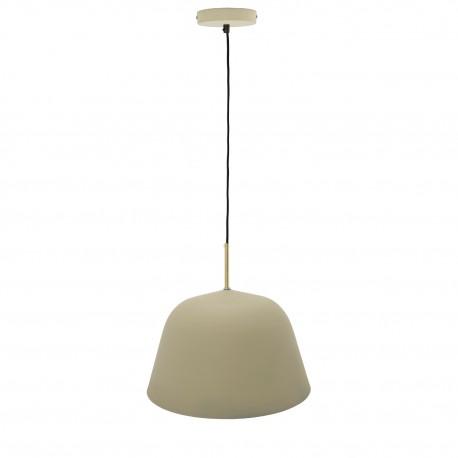 Lámpara de Techo Moderna Bari Ocre Claro LÁMPARAS SALÓN