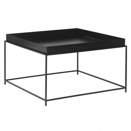 Mesa de centro Salalah con estrutura de patas de metal Mesas de comedor de diseño